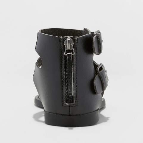 f9c232e4ce9 Universal Thread Women s Maribella Toe Wrap Gladiator Sandal - Shops ...