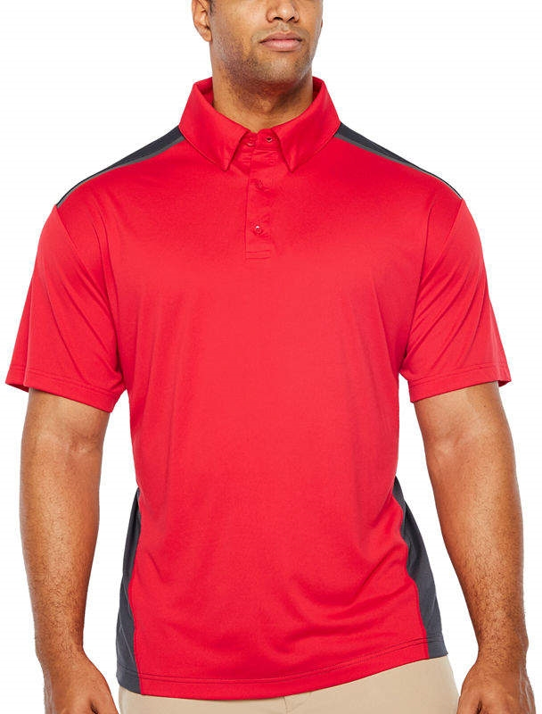 84749bdd MSX BY MICHAEL STRAHAN Msx By Michael Strahan Short Sleeve Polo Shirt Big  and Tall - Northpark