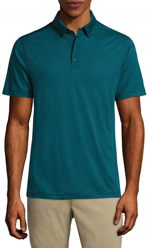 cde51131 MSX BY MICHAEL STRAHAN Msx By Michael Strahan Short Sleeve Polo Shirt -  Northpark