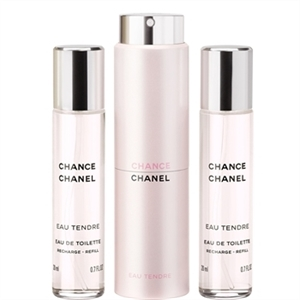 Chance Eau Tendre, Eau De Toilette Twist And Spray