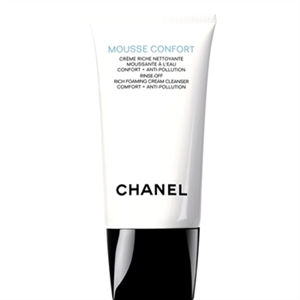 Mousse Confort, Rinse-Off Rich Foaming Cream Cleanser