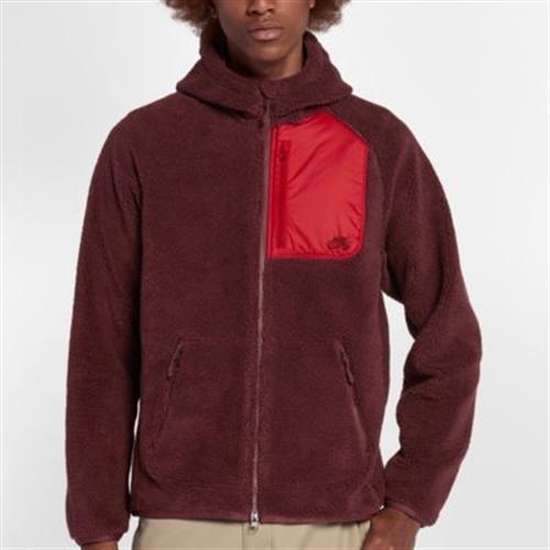 818ae21af913 Nike. sb everett men s fleece full-zip hoodie