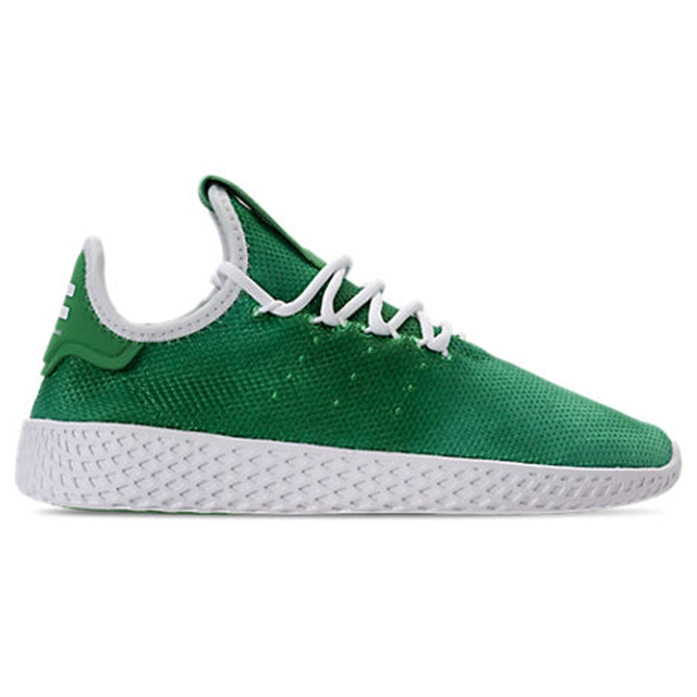 5bb312ac60260 Adidas Boys  Grade School Originals Pharrell Williams Tennis HU Casual Shoes
