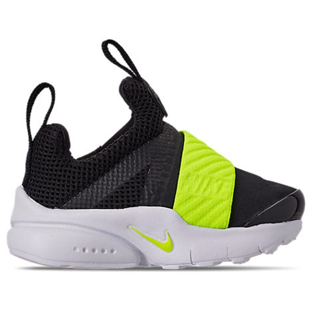 online store 58a81 f34f1 Nike Kids  Toddler Presto Extreme Running Shoes, Black - Yorktown