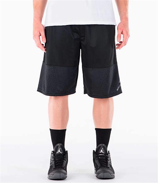 f8b8e4162df Men's Air Jordan Blockout Basketball Shorts - Northpark