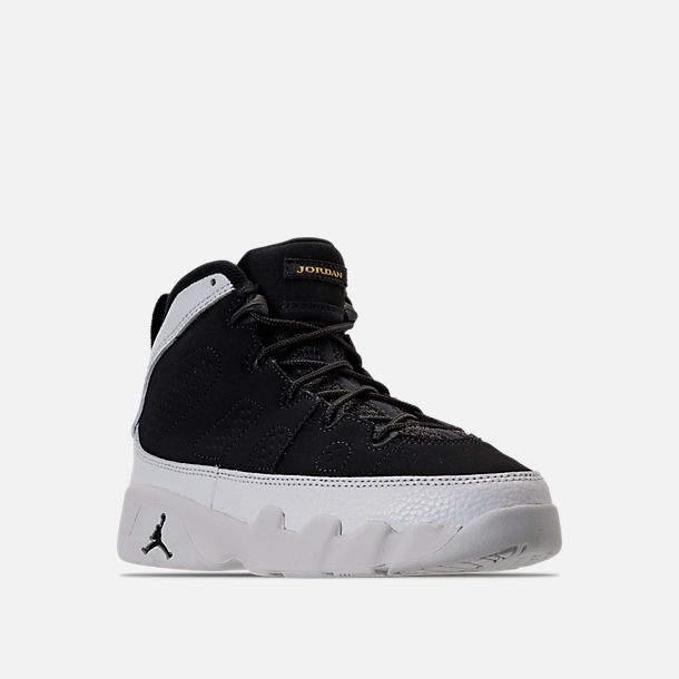 reputable site 4e003 d436f Boys  Preschool Air Jordan Retro 9 Basketball Shoes