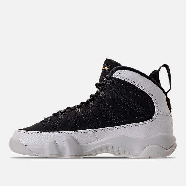 Boys Grade School Air Jordan Retro 9 Basketball Shoes Northpark
