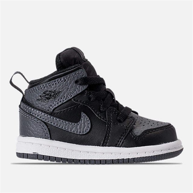 newest 76928 8298c Boys' Toddler Air Jordan Retro 1 Mid Basketball Shoes ...