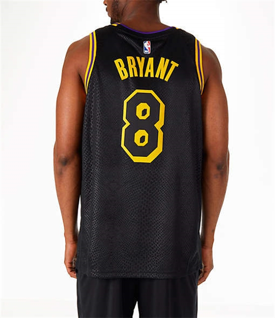 c1961dc2531 Men s Los Angeles Lakers NBA Kobe Bryant City Edition Connected Jersey -  Northpark