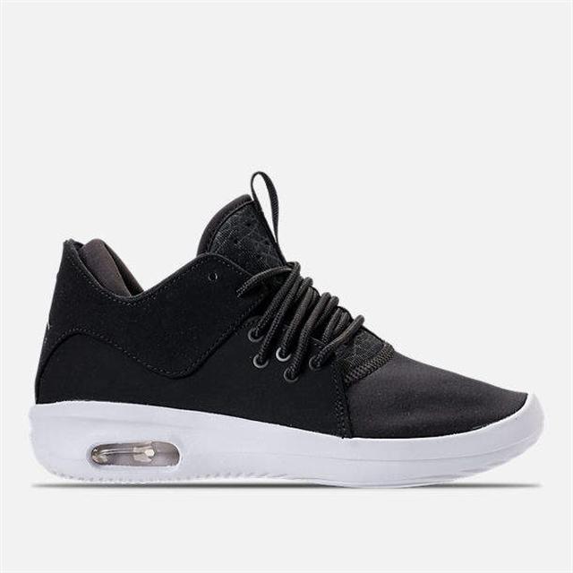 newest collection 19e56 86447 Boys' Grade School Air Jordan First Class Basketball Shoes ...