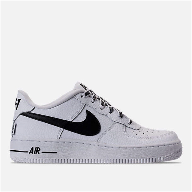 timeless design 054c3 6f407 Boys  Grade School NBA Air Force 1 Low LV8 Casual Shoes - Northpark