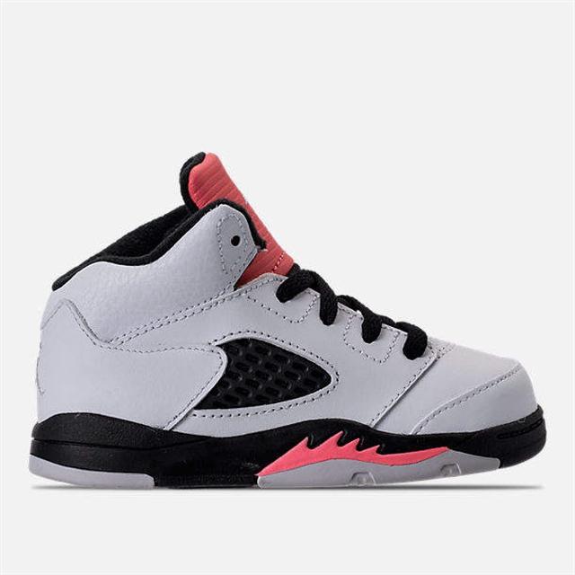 a2e979c386a2 Girls  Toddler Jordan Retro 5 Basketball Shoes - Northpark