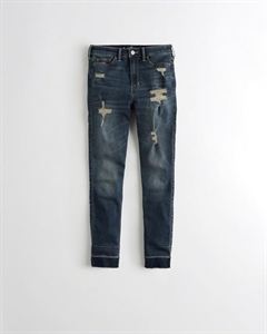 0b19de1959b Shape Love High-Rise Crop Super Skinny Jeans