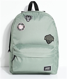 7d109b30cb9 Vans Realm Sea Spray Patch 22L Backpack