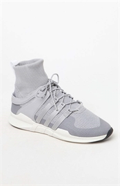 promo code 11095 680bc adidas Mens EQT Support ADV Winter Shoes - Gray