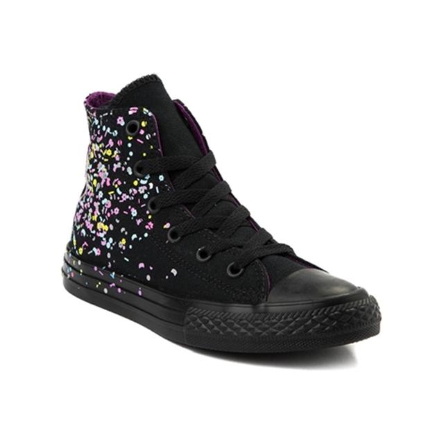614d67c9b76 Youth Tween Converse Chuck Taylor All Star Hi Confetti Sneaker - Northpark