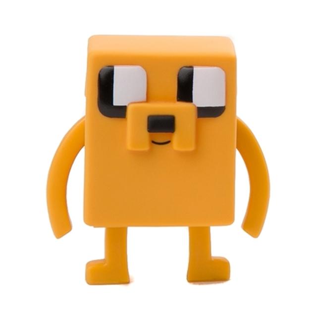 Pop Vinyl Adventure Time X Minecraft Jake Figure Northpark