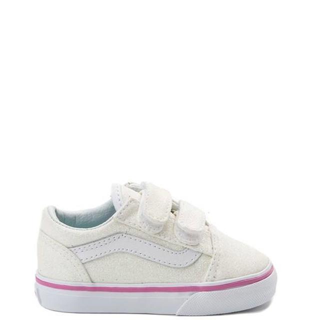 Toddler Vans Old Skool V Glitter Skate Shoe Northpark