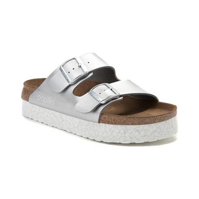Womens Birkenstock Sandal Northpark Papillio® Platform Arizona 54LARj