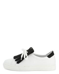 INOA Interchangeable Kiltie Sneakers
