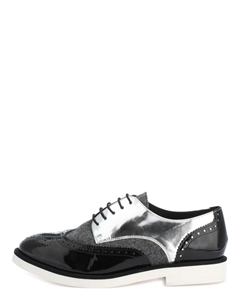 ELA/FLANELLE Derby Shoes