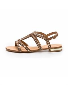 IJI Cross Strap Sandals