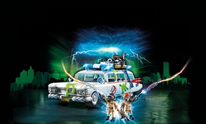 Ghostbuster - Vehicle Ecto 1