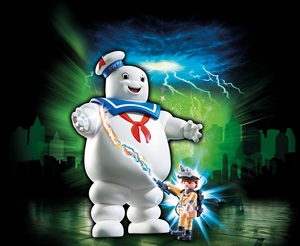 Ghostbuster - Marshmallow Man