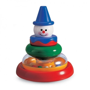 Stacking Activity Clown