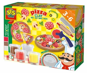 Super clay- Pizza