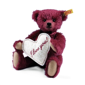 Florian, the love messenger Teddy bear