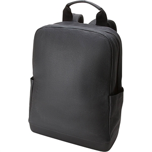 Moleskine Classic Leather Backpack Bag