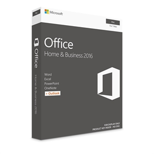Microsoft Office Mac Home Business 2011 Medialess - Trad.Chinese