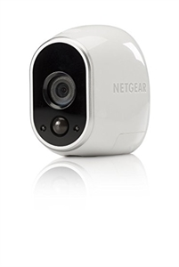 Arlo Smart Security System with 1 HD Cameras w/ BaseStation