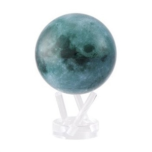 "Mova Globe - Space - Moon - 6"" MG-6-MOON"