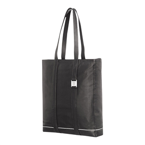 Moleskine Lineage Leather Bag - Tote Black