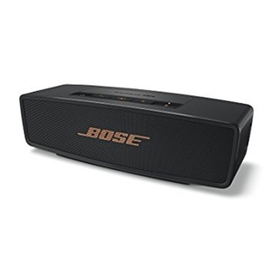 Bose SoundLink Mini II - Black/ Copper Limited Edition