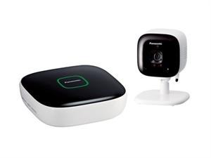 Panasonic Home Network - Hub + Indoor Camera
