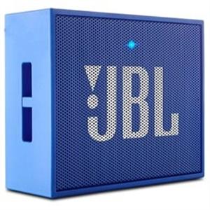 JBL Go Portable Bluetooth Speaker - Blue