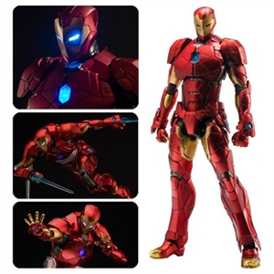Sentinel RE:EDIT IRON MAN #08 Shape Changing Armor