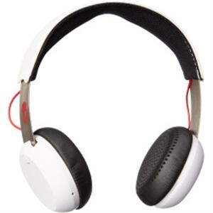 SkullCandy Grind Wireless On-Ear White - Black/Red