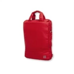 """Moleskine 15.4"""" Vertical Device Bag - Red"""