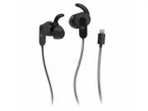 JBL Reflect Aware Lightning In-Ear Headphones - Black