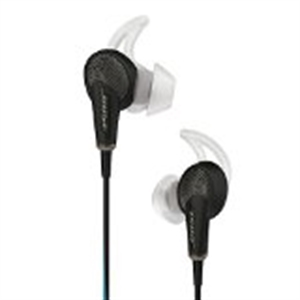 Bose QuietComfort 20MFI Noise Cancelling Earphone -Black