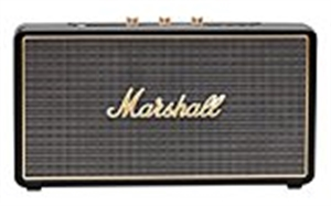 Marshall Stockwell Bluetooth Speaker - Black