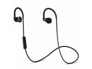 JBL UA Sport Wireless Heartrate Earphone - Black