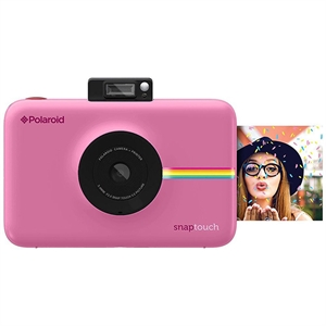 Polaroid Snap Touch Camera - Blush Pink