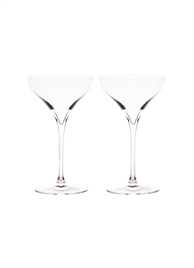 VITIS COCKTAIL GLASS SET – MARTINI