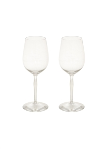 X JAMES SUCKLING 100 POINTS WINE GLASS SET