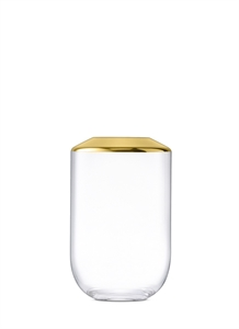 SPACE TALL VASE – GOLD